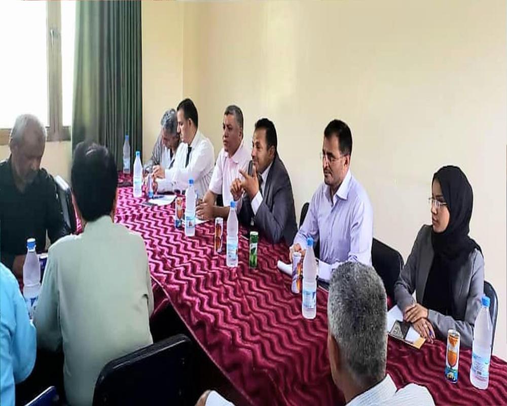 مجلس جامعة الحديدة يناقش مع إدارة المركز أوجه التعاون وطموحات التطوير التقني